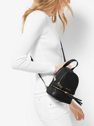 77162d630b6e MICHAEL Michael Kors Black Women s Backpacks - ShopStyle