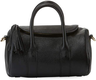 Milly Astor Leather Duffel Bag
