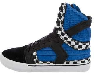 Supra x Aoki Skytop II Sneakers w/ Tags