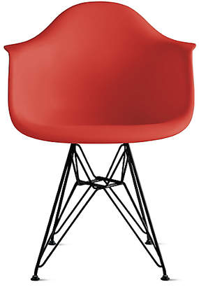 Design Within Reach Herman Miller Eames Molded Plastic Wire-Base Armchair (DAR) at DWR