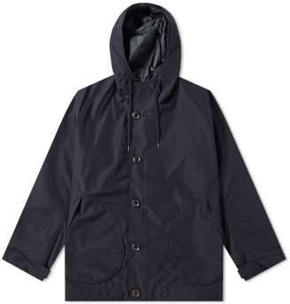 Nanamica Nylon Gore-Tex Cruiser Jacket
