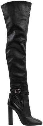 Emilio Pucci Leather riding boots