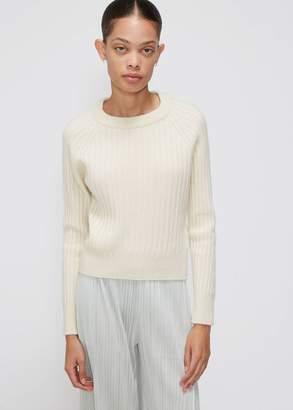 Seya Shrunken Long Sleeve Chunky Sweater
