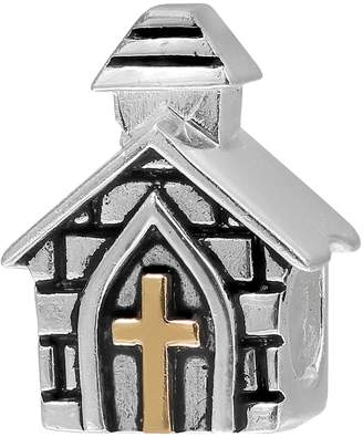 Church's Individuality Beads 14k Gold Over Silver & Sterling Silver Bead