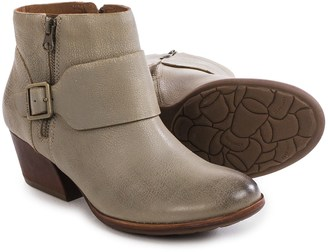 Kork-Ease Isa Ankle Boots - Leather (For Women) $69.99 thestylecure.com
