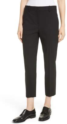 Theory Treeca 2 Good Wool Crop Suit Pants