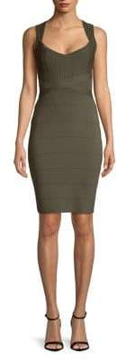 GUESS Classic Mini Bodycon Dress