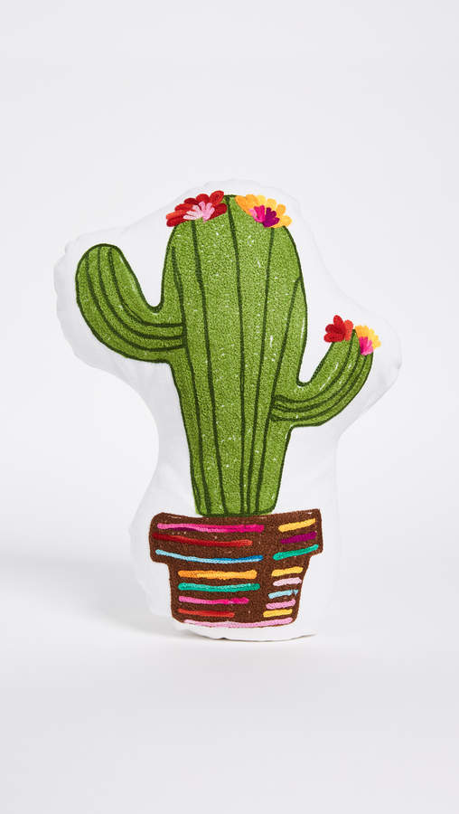 Gift Boutique Happy Cactus Pillow