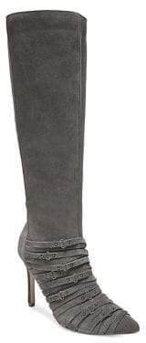 Fergie Adley Suede Tall Boots