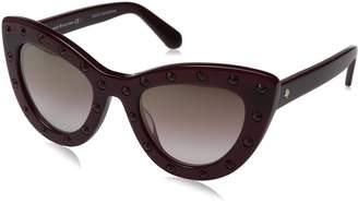 Kate Spade new york Women's Luann Cateye Sunglasses