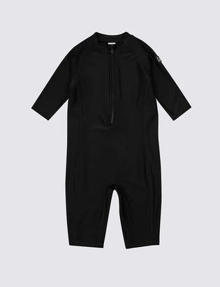 Marks and Spencer Swimsuit with Sun Smart UPF50+ (3-16 Years)