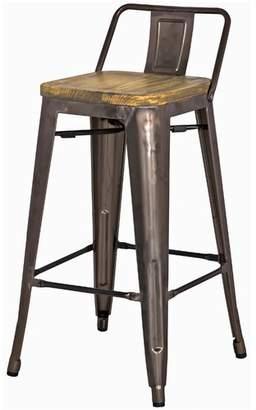 "Trent Austin Design Shumake 26"" Bar Stool"