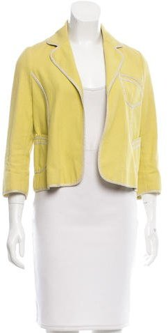 MarniMarni Open Front Casual Jacket