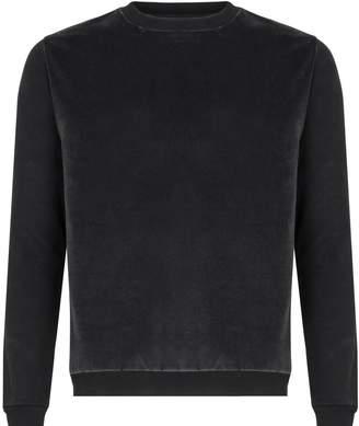 Tress Clothing - Black Cotton Cashmere Sweater