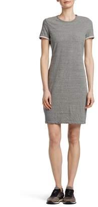 James Perse Vintage Cotton T-Shirt Dress