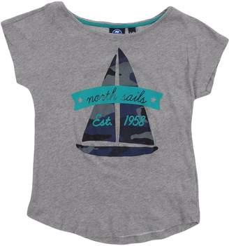 North Sails T-shirts - Item 37934302TI