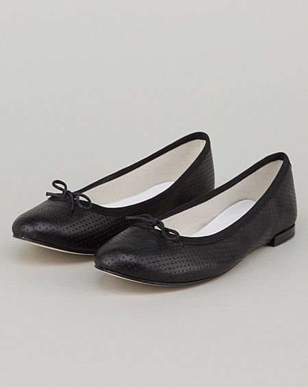 Repetto BB Perforated Classic Flat
