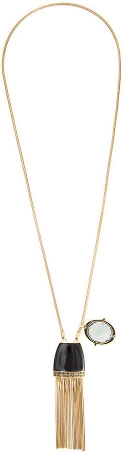 Camila Klein hanging chains scapular