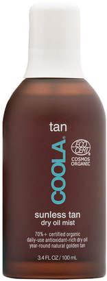 Coola Organic Sunless Tan Dry Oil Mist