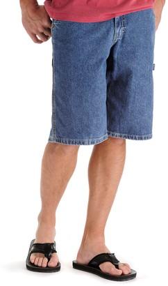 Lee Big & Tall Denim Carpenter Shorts