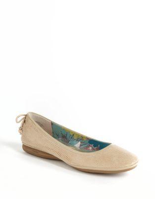 Anne Klein Seana Patent Leather Ballet Flats