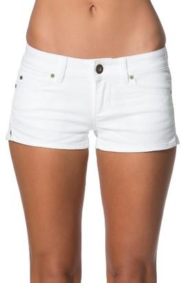 Women's O'Neill Wesley Denim Shorts $42 thestylecure.com