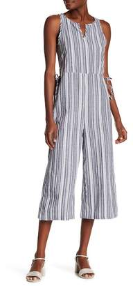 Lucca Couture Kendall Waist Tie Jumpsuit