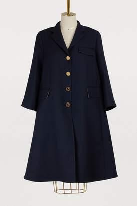 Thom Browne Wool swing coat