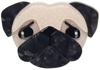 Erstwilder Pierre's Puglife Brooch