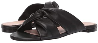 J.Crew Knotted Soft Leather Sandal