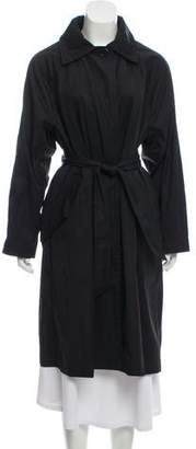 Etoile Isabel Marant Button-Up Trench Coat