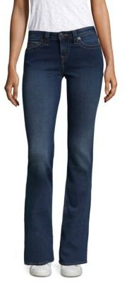 True Religion Becca Bootcut Jeans $179 thestylecure.com