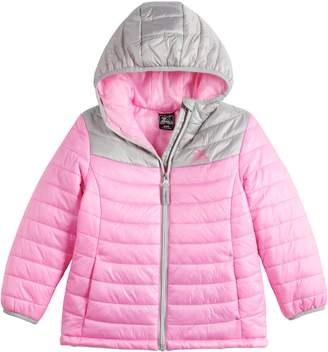 ZeroXposur Girls 4-16 Zero Xposur Lightweight Quilted Jacket