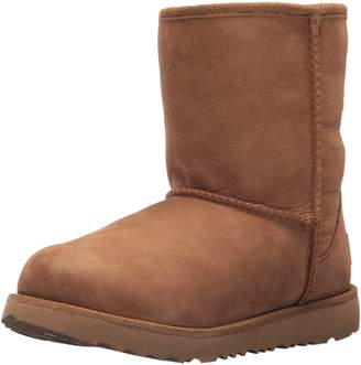UGG K CLASSIC SHORT II WP Pull-On Boot