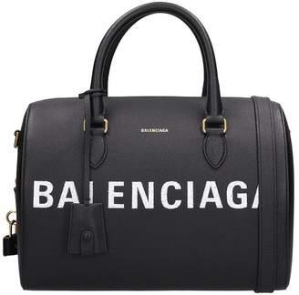 Balenciaga Ville Bowling M Aj Handbag