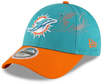 New Era Boys' Miami Dolphins Side Flect 9FORTY Cap