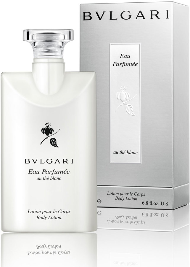 Bulgari Bvlgari Eau Parfumee Au The Blanc Body Lotion