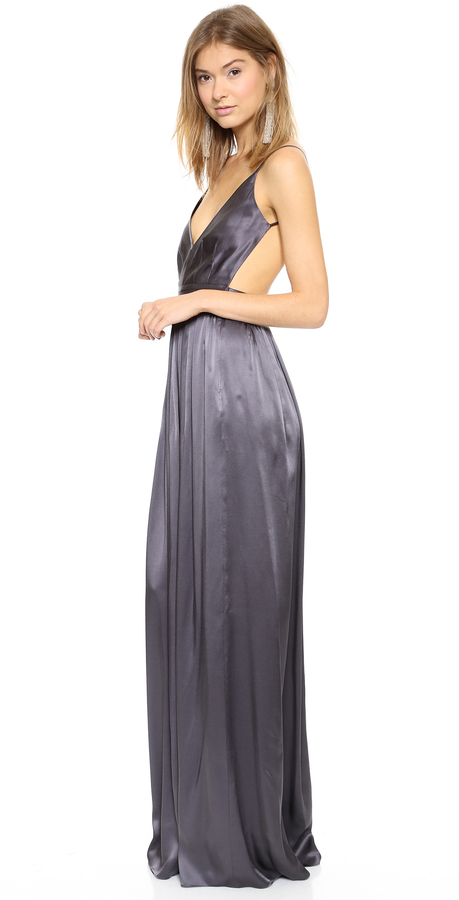 ONE by Contrarian Babs Bibb Maxi Dress 15