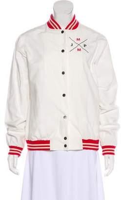 Mira Mikati Teenage Runway Bomber Jacket w/ Tags