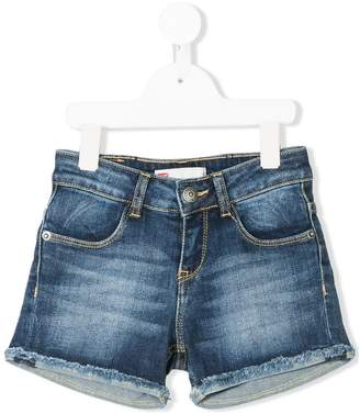 Levi's Kids classic denim shorts