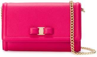 ebee9a6aa107 Salvatore Ferragamo Pink Handbags - ShopStyle