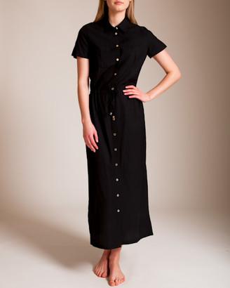 Heidi Klein Maine Maxi Shirt Dress