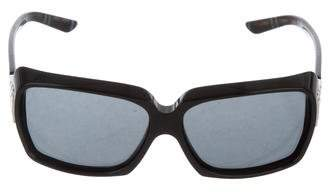 Burberry Square Tinted Sunglasses