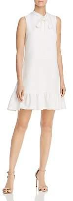 Betsey Johnson Techno Knit Shift Dress