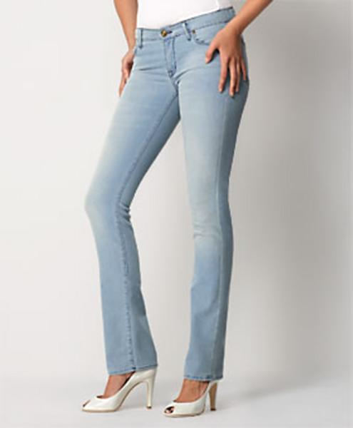 Rich & Skinny Sleek Straight Leg Jean, Love-In Wash