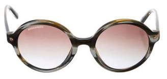 DSQUARED2 Gradient Circular Sunglasses