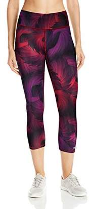 Champion Women's SmoothTec Capri Legging $13.65 thestylecure.com