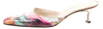 Christian Louboutin  Christian Louboutin Trash Collection Mules