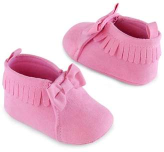 Carter's Child of Mine by Newborn Baby Girl Moccasins, 0-6M