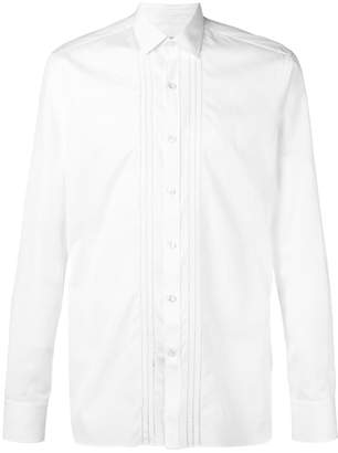 Lanvin embroidered fitted shirt